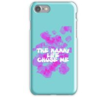 The Nanny Life Chose Me iPhone Case/Skin