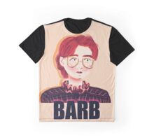 Barb Graphic T-Shirt
