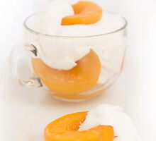 Peaches & Cream II by SeeOneSoul