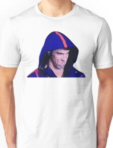 Phelps Face Unisex T-Shirt