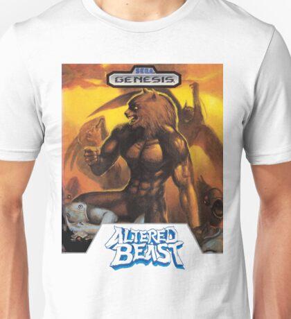 Sega Altered Beast Transparent  Unisex T-Shirt