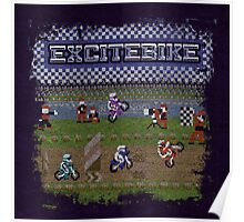 Bike Excite Poster