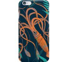 Giant Squid! iPhone Case/Skin