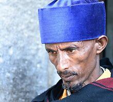 Ethiopian Priest by Patrick Belser