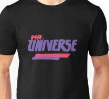 Mr. Universe Logo Unisex T-Shirt
