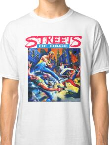 Streets of Rage cover art  Classic T-Shirt