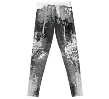 Abstract pattern Leggings