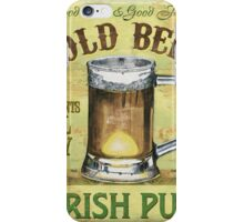 Irish Pub iPhone Case/Skin