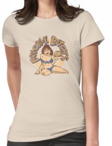 Freckle Bitch's (Inspired by Saints Row) Womens Fitted T-Shirt