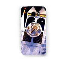 Small World Clock Samsung Galaxy Case/Skin