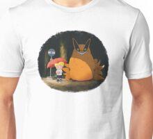 Totoro Naruto Unisex T-Shirt