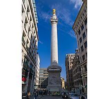 The Monument Photographic Print