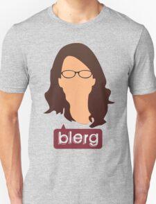 Liz Lemon - Blerg Unisex T-Shirt