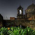 San Jose at Night by Terence Russell