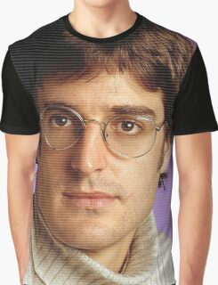Louis Theroux All Over Print Graphic T-Shirt