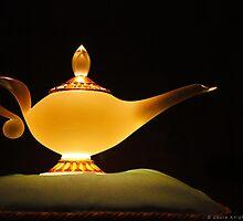 Jasmine's Lamp by ThatDisneyLover
