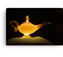 Jasmine's Lamp Canvas Print