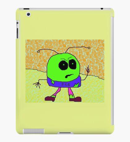 Mooky The Hulk iPad Case/Skin