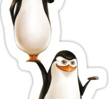 Penguin Madagascar 3 Sticker