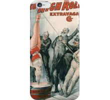 Performing Arts Posters The High Rollers Extravaganza Co 2851 iPhone Case/Skin