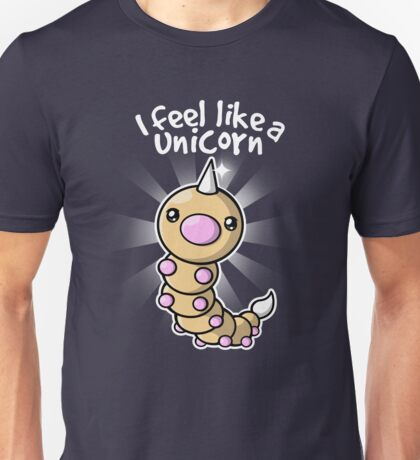 Like a unicorn Unisex T-Shirt