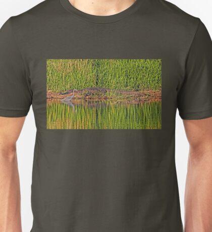 Flirting With Danger Unisex T-Shirt