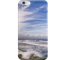 North Sea Coast iPhone Case/Skin