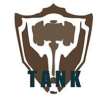 League of Legends - Tank Photographic Print
