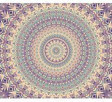 Mandala 21 Photographic Print