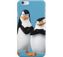 Penguin Madagascar 1 iPhone Case/Skin