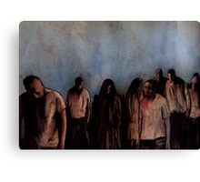 ZOMBIES V Canvas Print