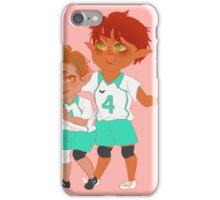 Eirian and Dai Lavellan iPhone Case/Skin