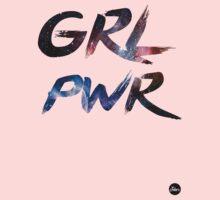 GRL PWR Baby Tee
