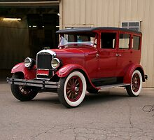 1927 Paige 8-85 Sedan by DaveKoontz