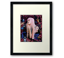 Chasing Ghosts Framed Print
