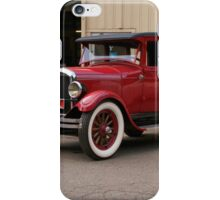 1927 Paige 8-85 Sedan iPhone Case/Skin