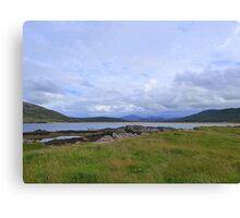 Tullagh Bay...............................Ireland Canvas Print