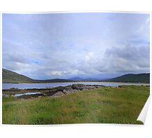 Tullagh Bay...............................Ireland Poster