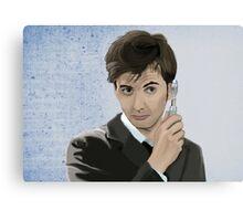10 digital painting Canvas Print