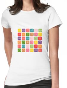 Icons Womens Fitted T-Shirt