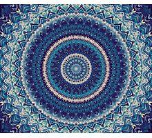 Mandala 20 Photographic Print