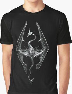 skrim dragon Graphic T-Shirt