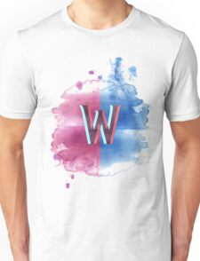 W - Two Worlds Unisex T-Shirt