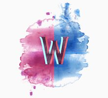 W - Two Worlds Womens Fitted T-Shirt