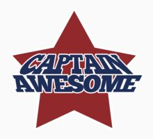 Captain AWESOME by Boogiemonst