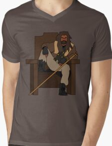 The Walking Dead Ezekiel The Kingdom Mens V-Neck T-Shirt