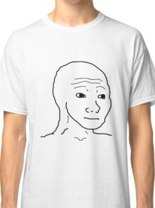 THAT FEEL WHEN GUY WOJAK  Classic T-Shirt