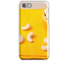 Natural and healthy food for raw foodists iPhone Case/Skin