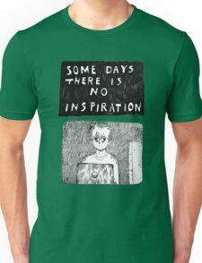 NO INSPIRATION Unisex T-Shirt