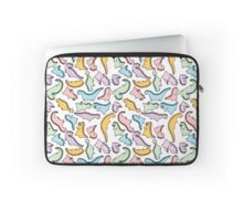 Cute Dino Explosion Laptop Sleeve